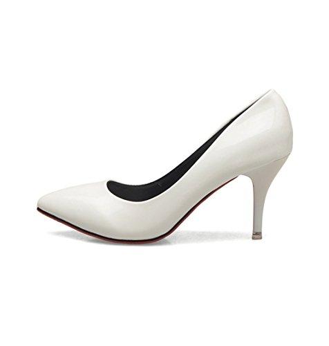 XTIAN - Stiletto Donna Bianco
