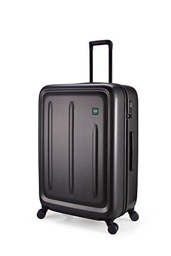 lojel-strio-31-large-spinner-luggage-metallic-grey