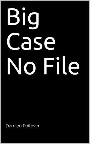 Big Case No File (English Edition) eBook: Poitevin, Damien: Amazon ...