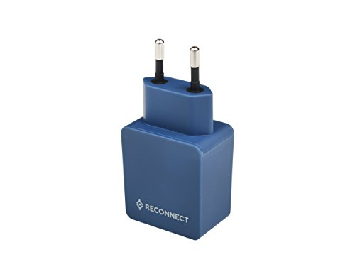Best reconnect power bank in India 2020 Reconnect Dual USB Wall Adapter: Dual USB Port, Quick Charging Image 2