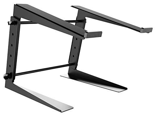 """RICOO Universal Laptop Notebook Ständer LS01-B Laptopständer Stand Ergonomisch Mischpultständer Notebookständer 15\""""-17\"""" Zoll/Schwarz"""