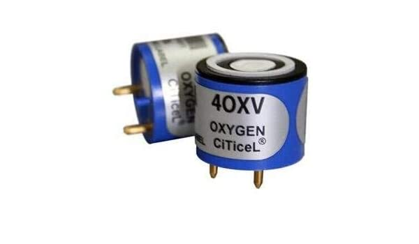 UK City Technology Oxygen Sensor O2 Sensor 4OX-V/4OXV ...