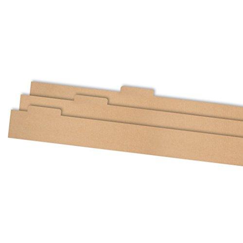 File 'n Save System Trimmer Storage Box Dividers, 39 x 4, 3/Pack - Storage-systeme Klassenzimmer