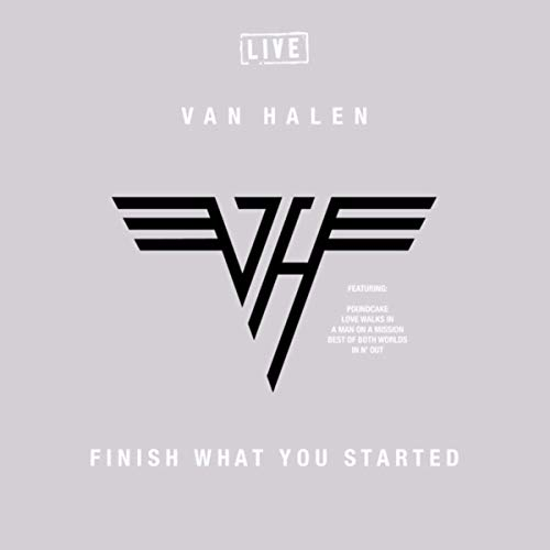 Finish What You Started (Live)