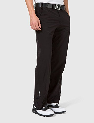 J Lindeberg Swing Waterproof Trousers Black - XXL for sale  Delivered anywhere in UK