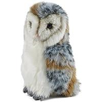 Barn Owl Plush Soft Toy 22cm