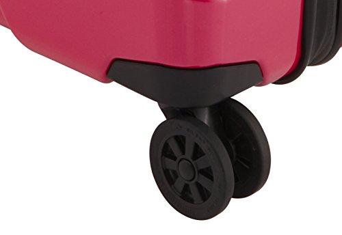 TITAN X2 Hartschalenkoffer Größe M+, 825407-28 Koffer, 71 cm, 90 L, Fresh Pink Fresh Pink