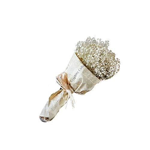 Tartiery bouquet decorazione, bella gypsophila natural dry bunch fiori essiccati, fiori decorativi bouquet per la sposa home ornaments regali di san valentino