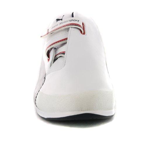 Puma Evospeed Low Weiß BMW Herren Sneakers Weiß