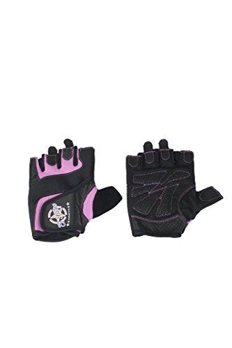 GUANTES WEIGHT LIFTING WL8 M