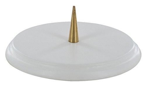 Preisvergleich Produktbild Gottes Segen zur Taufe: Kerzenteller