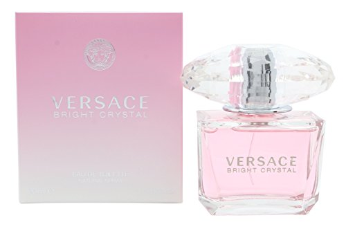 Versace Bright Crystal Eau De Toilette Spray 90ml