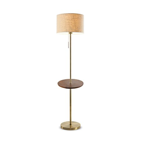 CLOTHES UK- Lampe en bois Creative Home Economics pour Den, famille, salon, étagère de bureau confortable lampe de chevet chambre Lampadaire