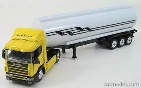 NewRay Scania Tanklaster Modell LKW 1:43 gebraucht kaufen  Wird an jeden Ort in Deutschland