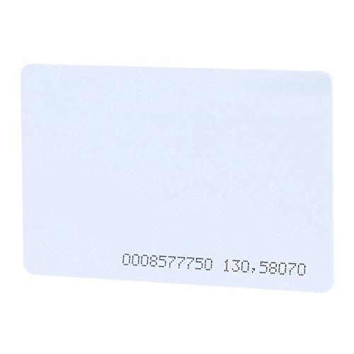 KKmoon TK4100 - Paquete 50 RFID Tarjeta Proximidad