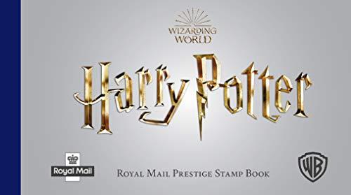 Harry Potter Prestige Briefmarkenbuch Poststempelauflage