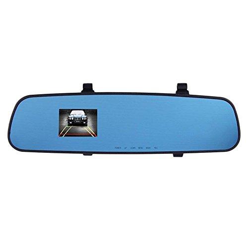 HD-Auto-Kamera, Auto DVR-Dashboard-Kamera 3,0 Zoll, 120 ° Weitwinkel-Objektiv, Nachtsicht, Bewegungserkennung, Integrierte Lithium-Batterie - Dvr-dvd-rekorder Festplatte
