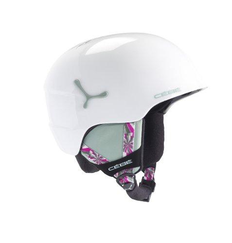 Cébé Herren Helmet Suspense Mint Weiß, L (56-58 cm)