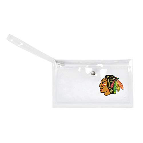 HL Unisex NHL Clear Ticket Armband, Unisex, NHL, farblos, 9-inches by 5.25-inches ()