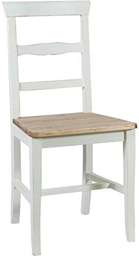 Coppia-due-Sedie-Country-con-struttura-in-faggio-finitura-bianca-e-seduta-in-legno-massello-di-tiglio-finitura-naturale-45x43x92-cm