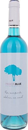 Vin Bleu Pasion Blue Castilla-La Mancha, Vin Bleu Chardonnay 750 ml