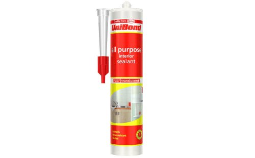 unibond-1577012-all-purpose-paintable-sealant-cartridge-300-ml-translucent