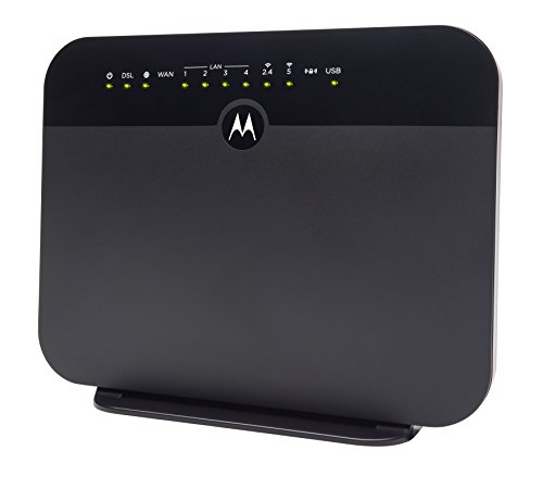 Price comparison product image Motorola MD1600-72 VDSL2 / ADSL2+ Modem / Router Includes AC1600 Wi-Fi Gigabit Router