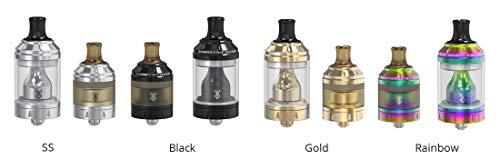 Atomizzatore VandyVape BERSERKER MTL RTA ( Black)-prodotto senza nicotina