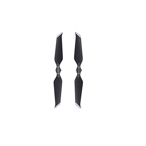 DJI Mavic 2 Geräuscharme Low-Noise Propeller für Mavic 2 Zoom, Mavic 2 Pro Drohne Quadrocopter Zubehör Ersatz (Paar, 2 Stück)