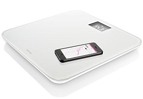 Withings WS-30 - Báscula Inteligente, color blanco