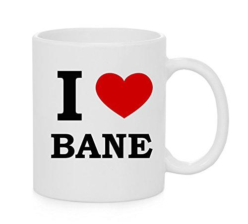 I taza del corazón Bane (amor)