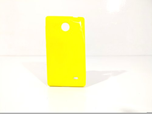 iCandy™ Colorfull Thin Soft TPU Back Cover For Nokia X / X+ - Parrot  available at amazon for Rs.99