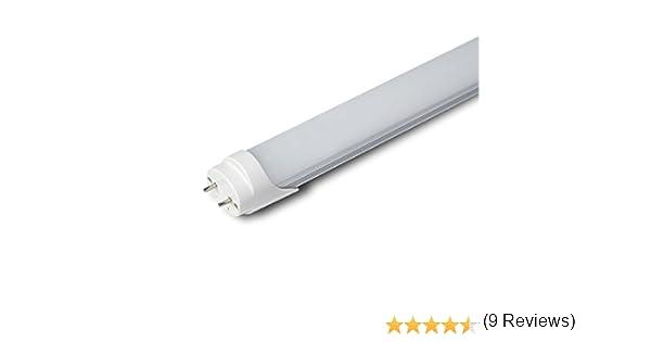 Plafoniera Neon 120 Cm Prezzo : Grg tubo neon a led smd con attacco t da cm w luce fredda