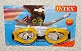 Best Intex Goggles - Intex Swimming Goggles (Yellow colour) - 8+yrs Review