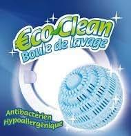 ECO CLEAN BOULE DE LAVAGE