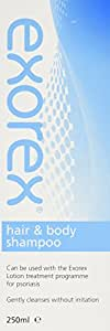 Exorex Psoriasis and Eczema Treatment Shampoo Hair & Body Shampoo - 250mls