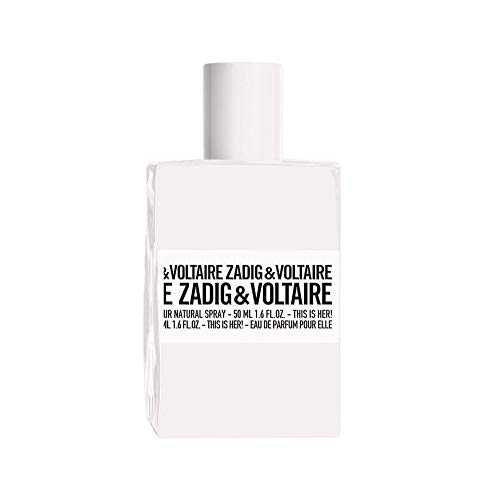 ZADIG&VOLTAIRE Damen Eau de Parfum This Is Her 100 ml