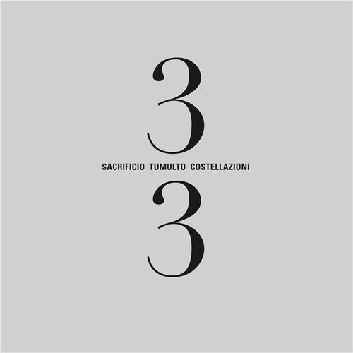 Antonio Biasiucci : Trois Tiers : Sacrifice, Tumulte, Constellations