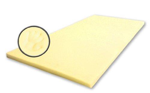 Preisvergleich Produktbild Best For Kids Viscoelastische Matratzenauflage Kindermatratze Visco Matratzen - Auflage ohne Bezug - 60x120x4 cm und 70x140x4 cm SUPER ANGEBOT! (70x140)