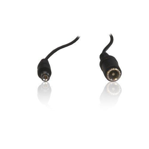 CDL Micro 10m Klinke 5,5x 2,1mm DC Power Stecker auf Buchse M Verlängerungskabel für CCTV Kamera 12 S-video
