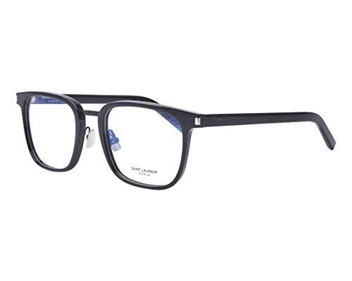 Yves Saint Laurent Brille (SL-222 005) Acetate Kunststoff schwarz