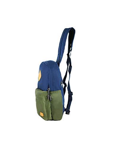 LYARA Outdoor-Freizeitsport Brusttasche Herren und Damen Umhängetasche/Wander-Sportrucksack Umhängetasche-2-3