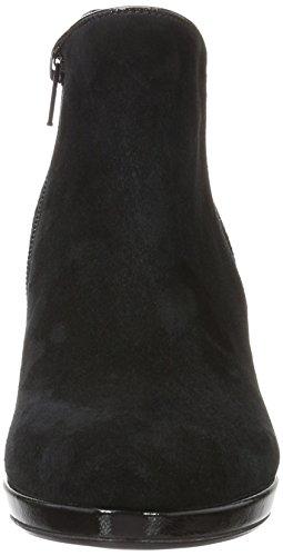 Gabor Shoes 56.670 Damen Kurzschaft Stiefel Schwarz (Schwarz (Ldf.) 47)