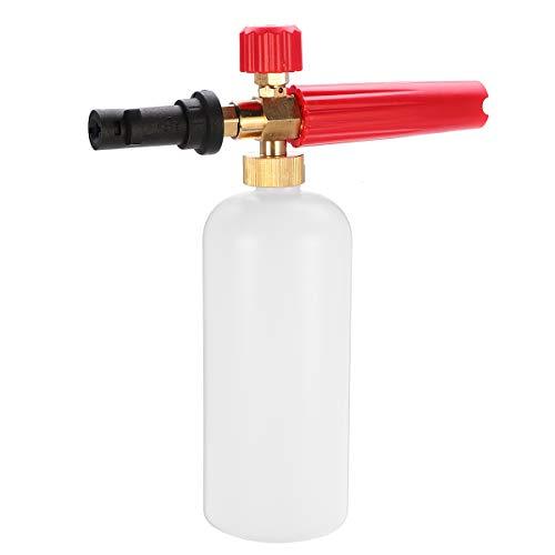 C-FUNN Hochdruck-Autowascher, 1 l, Schaumstoff-Lanzensprüher für Kärcher K-Serie