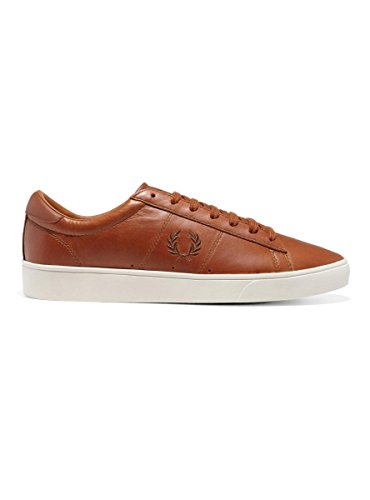 Sneaker Fred Perry Spencer 44 Marrone