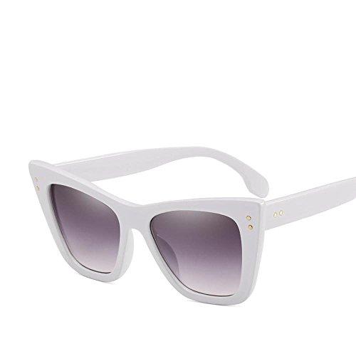 ddeb2506b6 Luziang Europa y los Estados Unidos de Doble-Meter Las uñas Gafas de Sol de  Gafas de Sol General Masculino y Femenino de la Pers