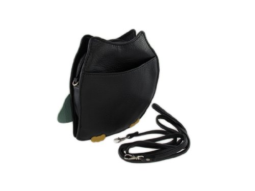 Things2Die4 - Borsa a tracolla donna Black
