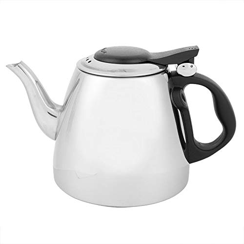 Baoniansoo Teakettle, Mirror Finish, Stainless Steel Whistling Tea Kettle, the Perfect Stovetop Tea and Water Boilers for Your Home, Dorm, Condo or Apartment.