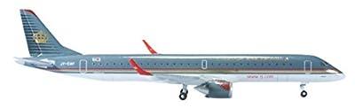 Herpa 524940 - Royal Jordanian Airlines Embraer E195 von Herpa