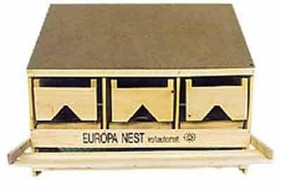 "ARNDT Legenest ""Europa"" -oben-"